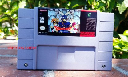 Dragon Quest I and 2