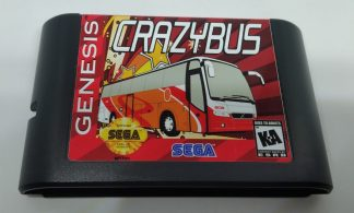 Crazy Bus Front Image