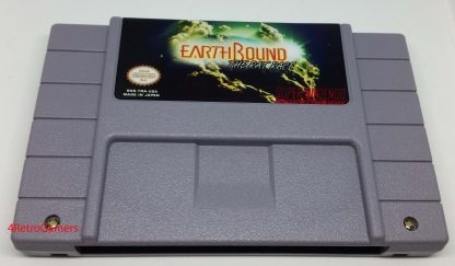 Earthbound - The Rat Race Front Image