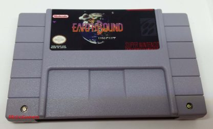 Earthbound Uncut Front Image