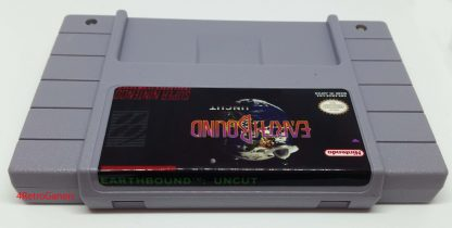 Earthbound Uncut Side Image