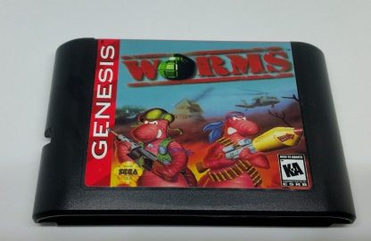 Worms Front Image