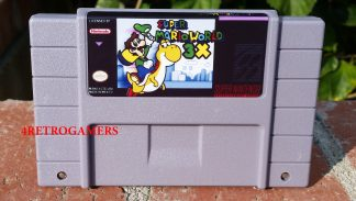 Super Mario World 3X